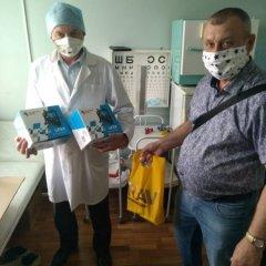 Помощь больнице и поликлинике